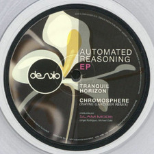 "Slam Mode - Automated Reasoning Ep - 12"" Clear Vinyl"