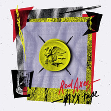 "Red Axes - Nyx Tape - 12"" Vinyl"
