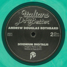 "Andrew Douglas Rothbard - Divonium Digitalis - 12"" Colored Vinyl"