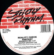 "Reality Check - Fantasy - 12"" Vinyl"