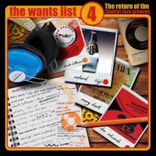 Various Artists - The Wants List Vol. 4 - 2x LP Vinyl