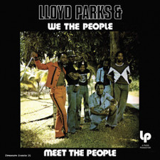 Lloyd Parks & We The People - Meet The People - LP Vinyl