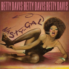 Betty Davis - Nasty Gal - LP Colored Vinyl