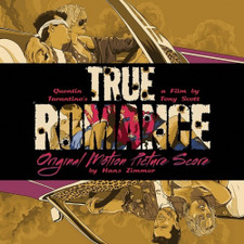 Hans Zimmer - True Romance: Original Motion Picture Score - LP Colored Vinyl+7""