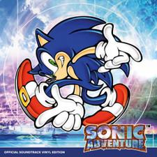 Various Artists - Sonic Adventure (Official Soundtrack) - 2x LP Colored Vinyl