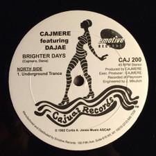 "Cajmere - Brighter Days / Dream States - 12"" Vinyl"
