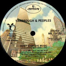 "Yarbrough And Peoples - Don't Stop the Music - 12"" Vinyl"