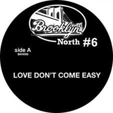 """New Jersey Connection / Hudson People - Love Don't Come Easy / Trip To Your Mind - 12"""" Vinyl"""