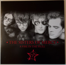 The Sisters Of Mercy - A Fire In The Hull - LP Vinyl