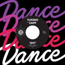 "Tuxedo feat Zapp - Shy - 7"" Vinyl"