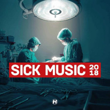Various Artists - Sick Music 2018 - 4x LP Vinyl