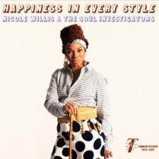Nicole Willis & Soul Investigators - Happiness in Every Style - LP Vinyl