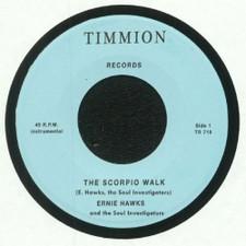 "Ernie Hawks & The Soul Investigators - The Scorpio Walk - 7"" Vinyl"
