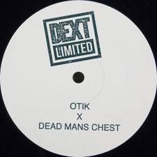 """Otik - Hunga - 10"""" Vinyl"""