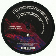 "Second Storey - Lucid Reworks - 12"" Vinyl"