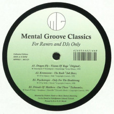 "Various Artists - Mental Groove Classics - 12"" Vinyl"