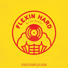 DJ Woody - Flexin Hard - LP Vinyl