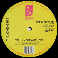 "The Jones Girls - Nights Over Egypt - 12"" Vinyl"