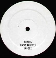 """Abacus - Basic Amounts - 12"""" Vinyl"""