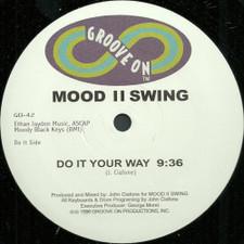 "Mood II Swing - Do It Your Way - 12"" Vinyl"