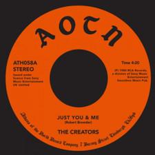 "The Creators - Just You & Me / Blame It On Me - 7"" Vinyl"