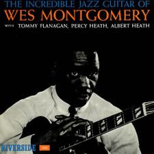 Wes Montgomery - The Incredible Jazz Guitar Of - LP Vinyl