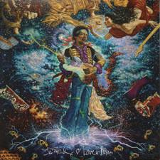 """Jimi Hendrix - Lover Man - 7"""" Vinyl"""