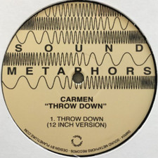 "Carmen - Throw Down - 12"" Vinyl"