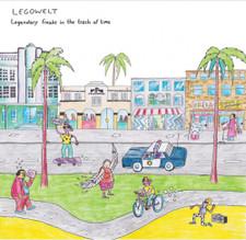 Legowelt - Legendary Freaks In The Trash Of Time - 2x LP Vinyl