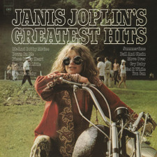 Janis Joplin - Greatest Hits - LP Vinyl