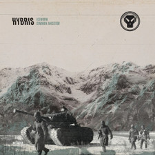 "Hybris - Iceworm / Common Ancestor - 12"" Vinyl"