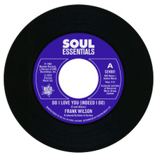 """Frank Wilson - Do I Love You / Sweeter As The Days Go By - 7"""" Vinyl"""