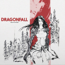 Jon Everist - Shadowrun: Dragonfall (Official Soundtrack) - LP Clear Vinyl
