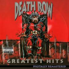 Various Artists - Death Row Greatest Hits - 4x LP Clear Vinyl