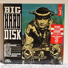 Various Artists - Big Hard Disk Vol. 1 - LP Vinyl