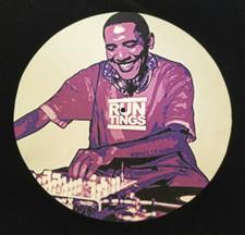 DJ Obama - Run Tings - Single Slipmat