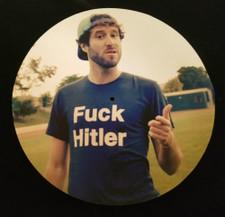 Lil Dicky - Fuck Hitler - Single Slipmat
