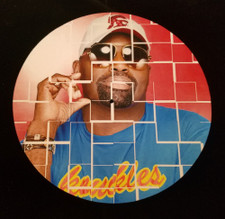 Frankie Knuckles - Godfather Of House Music - Single Slipmat