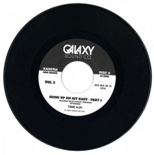 "Isaac Hayes - Hung Up On My Baby (Kadena edits) - 7"" Vinyl"