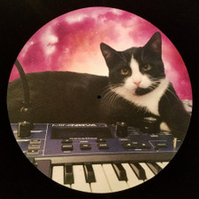 Cats On Synthesizers In Space - Novation MiniNova - Single Slipmat