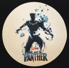 Black Panther - Watercolor - Single Slipmat