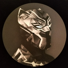 Black Panther - Geometric - Single Slipmat