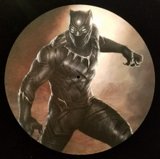Black Panther - #2 - Single Slipmat