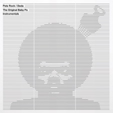 Pete Rock - The Original Baby Pa Instrumentals - LP Vinyl