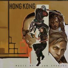 Jon Everist - Shadowrun: Hong Kong - 2x LP Colored Vinyl
