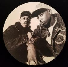 Gang Starr - Group Shot - Single Slipmat
