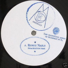 "Moderat - Unofficial Mixes Pt.1 - 12"" Vinyl"