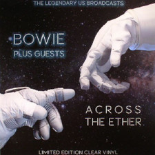David Bowie - Across The Ether (Legendary US Broadcasts) - LP Vinyl