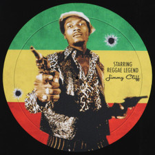 Jimmy Cliff - The Harder They Come - Single Slipmat