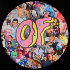 Odd Future Wolf Gang - Collage - Single Slipmat